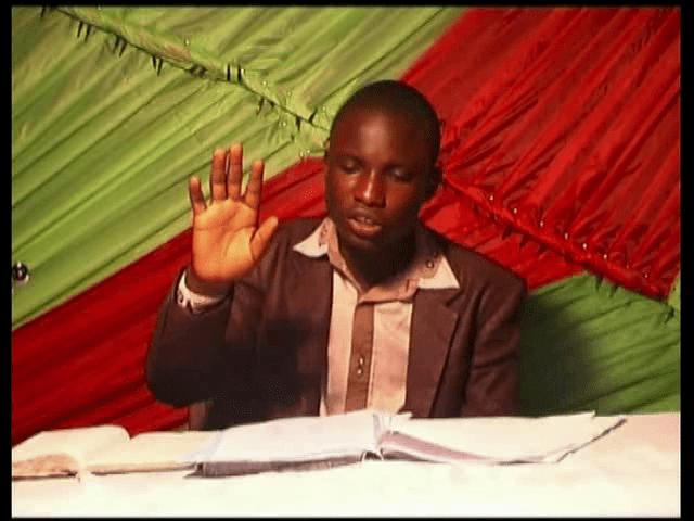 Testimony of Heaven and Hell Experience 3rd Jesus' Visitation : Oghenetega Samuel Emmanuel (Video)