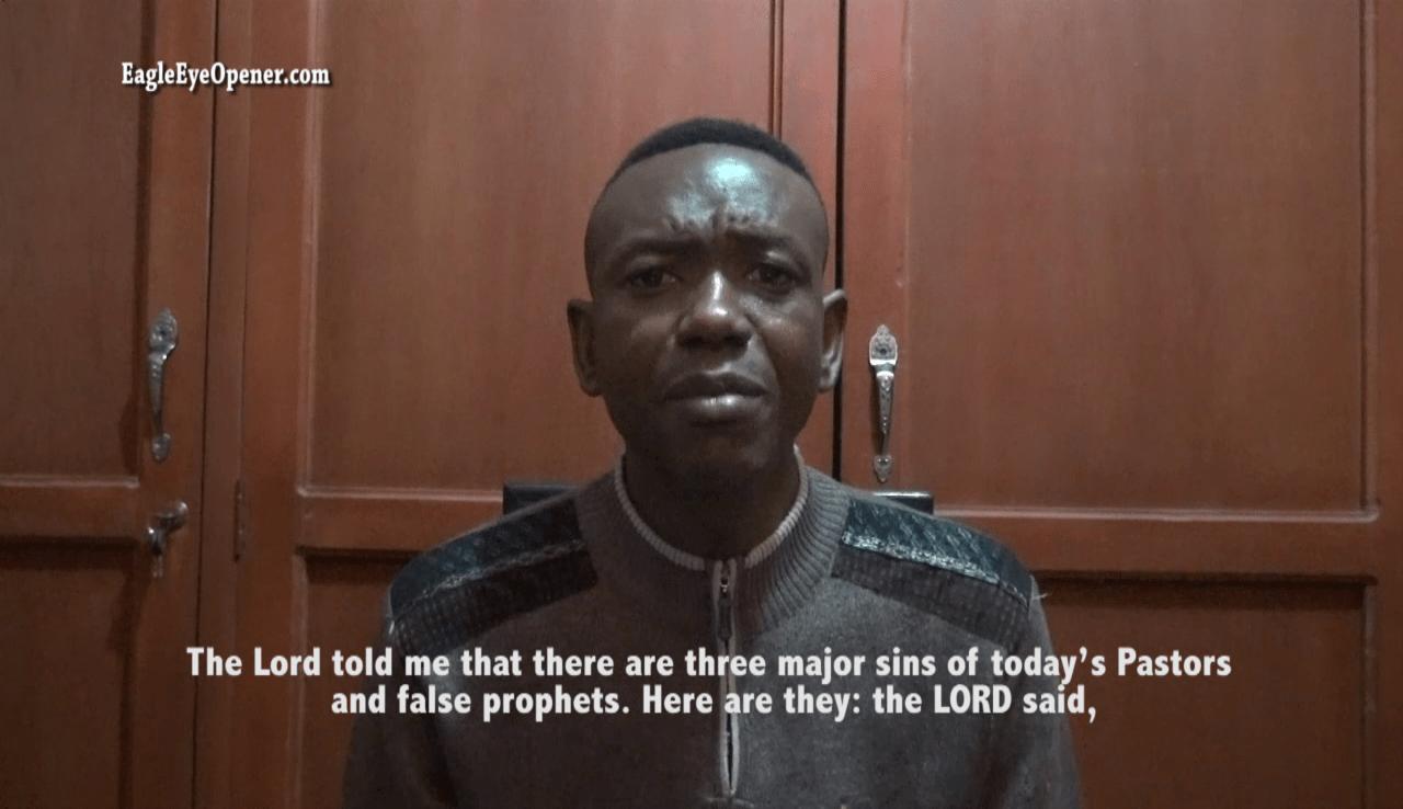URGENT!!! Serious Warning From Jesus to False Prophets & Pastors – Hosanna E.E. David (Video)
