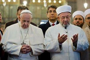 Revelation of Roman Catholic Church and Islam