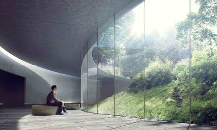 Vision of a Glass Wall, God's Kingdom and Lukewarm Christians