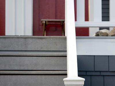 Entry railings