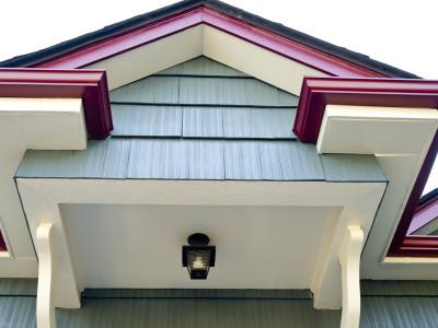 Porch overhang