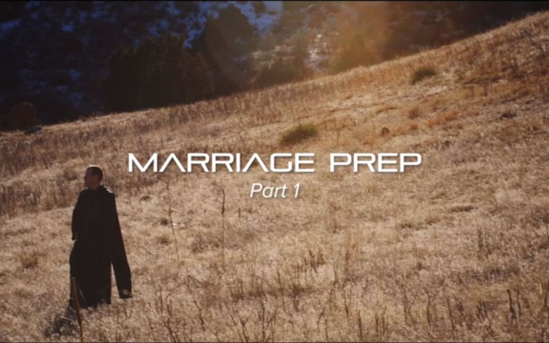 Marriage Preparation with Fr. Nathan Cromly, CSJ (3-part series, 89 minutes)