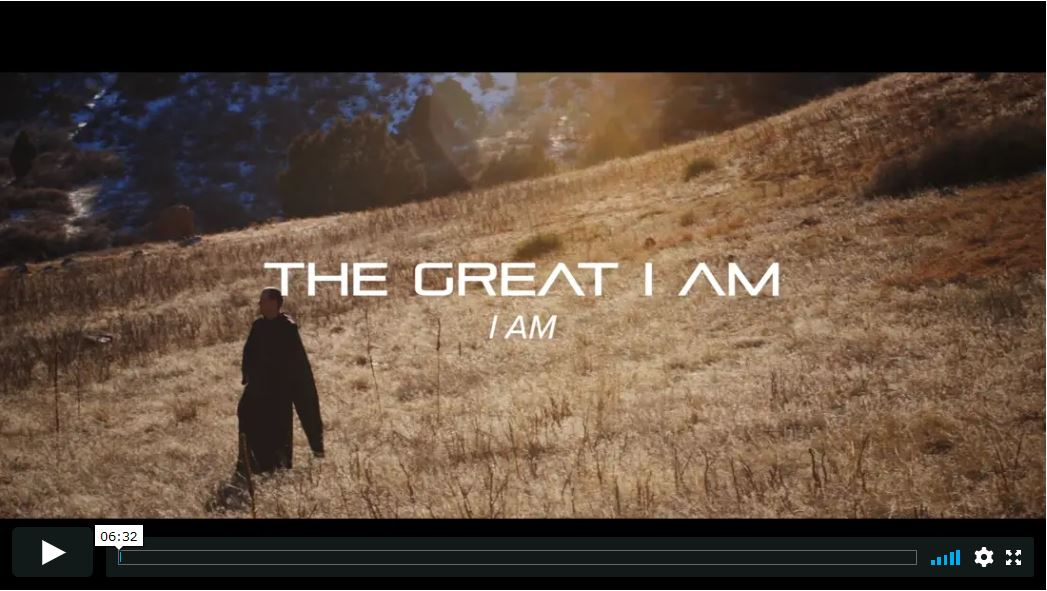 The Great I AM (7-part series, 44 minutes)