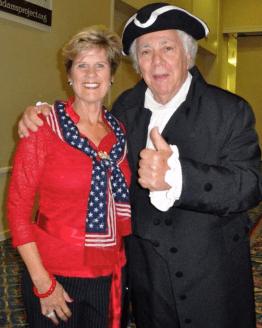 Click for Bonnie O'Neil's Eagle Forum story.