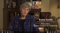Click for Eunie Smith's Eagle Forum story.