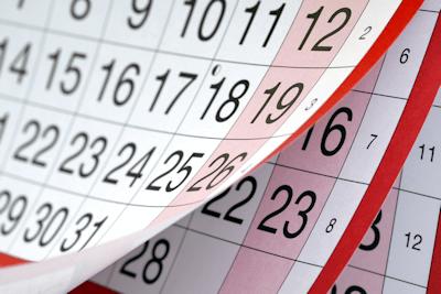Eagle Forum Calendar