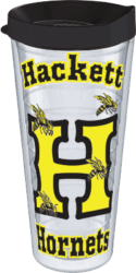 Hackette HS Band Tumbler-Eagle Fund'17