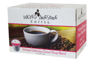 WA Donut Shop Blend Box