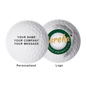 Bridgestone Custom Balls