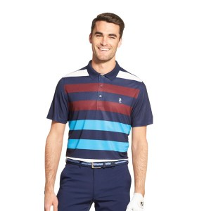 SS Engineer Rugby Stripe Polo