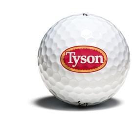 Titleist Golf Ball with branding