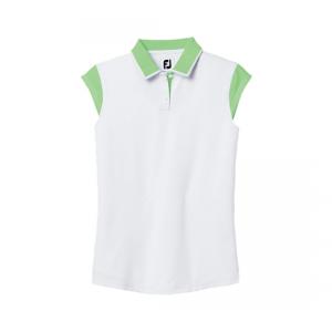 Women's Birdseye Jersey Cap Sleeve Shirt