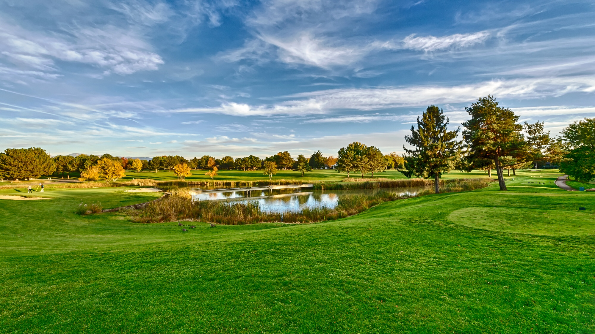 Golf Course Photographs - Eagle Hills Golf Course