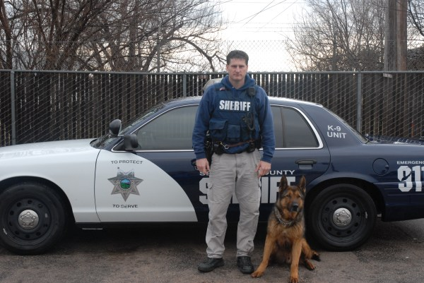 Sedgwick County Police Dogs ready for retirement. | EagleHutch