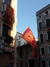 The Venetian flag