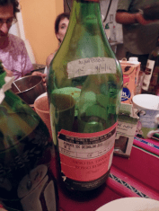 Still not the biggest bottle of wine I've seen, though