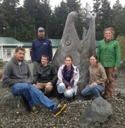 Washington Conservation Corp Team