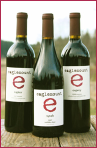 Eaglemount Red Wines