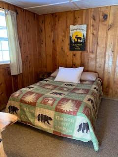Cabin 7 bedroom 1