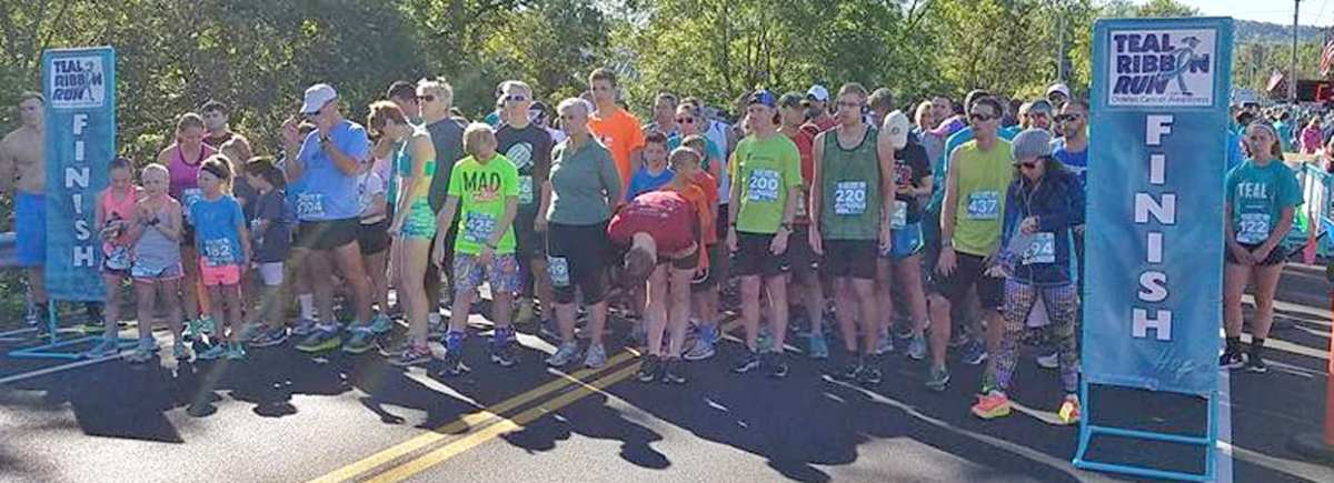 Hope For Heather Teal Ribbon Run Walk Coming Sept 23 Eagle News Online
