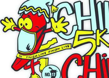 This spring, Cazenovia Children's House will present a virtual version of its 17th Annual Chilly Chili 5K Run/Walk. Races can be completed independently anywhere and anytime from April 24 through May 1. (Submitted)