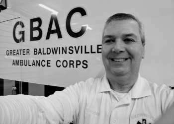 Jim Hogan is retiring from the Greater Baldwinsville Ambulance Corps after 30 years of service. Hogan has been the agency's director of operations since 2013.