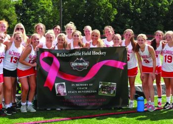 The Baldwinsville  field hockey team defeated Vernon-Verona-Sherrill and Clinton on Sept. 3-4 to win its annual Huntington Tournament, named in honor of former coach Stacy Huntington.