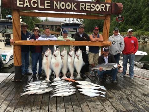 Eagle Nook Dock 2016