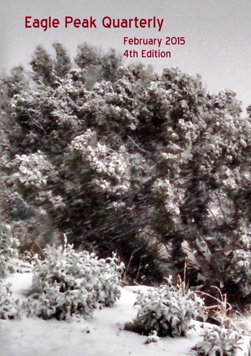 Eagle Peak Quarterly February 2015 cover
