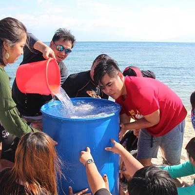 AJA Registrars Inc., 2019 Summer Company Outing in Batangas Beach
