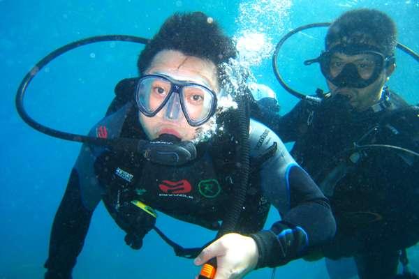 Diving Resort in Batangas