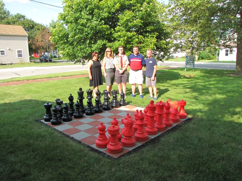 Chess Boards for Boys and Girls Club – Eagle Scout Project