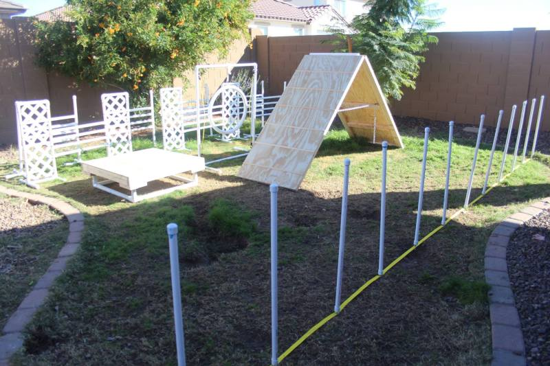 Built Dog Agility Course for Veteran's Organization - Built Dog Agility Course For Veteran's Organization – Eagle Scout