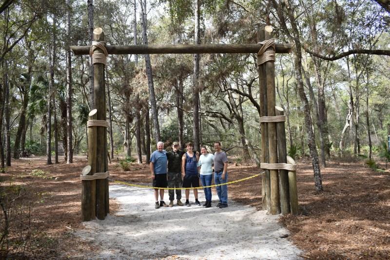Adventure Gateway for Children's Camp
