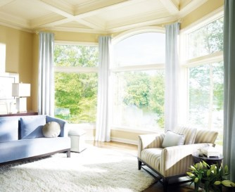 Without Window Treatments