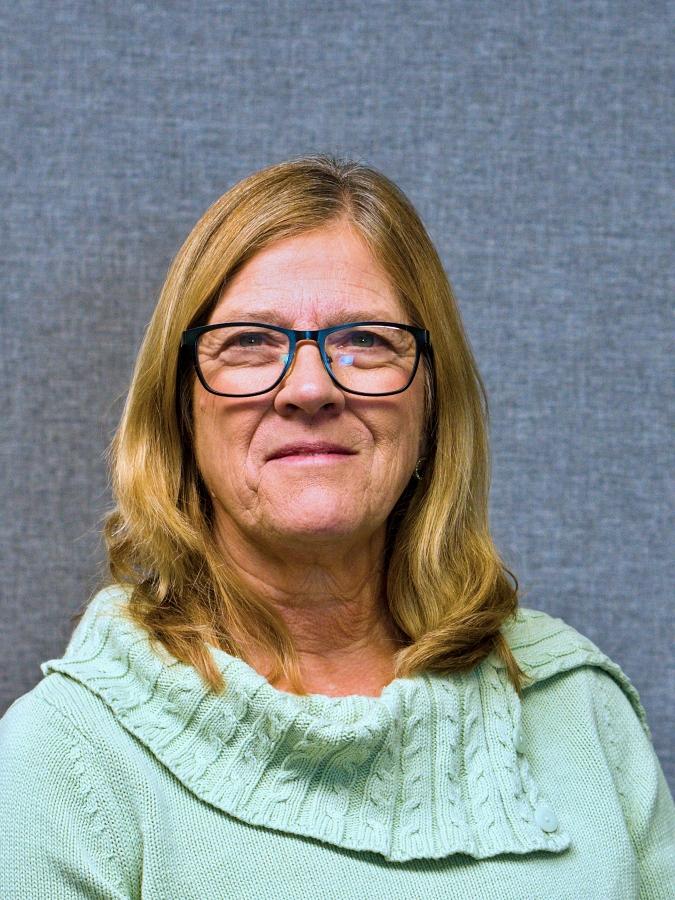 Secretary – Gerda Rhodes, Terra Ceia Christian Reformed Church