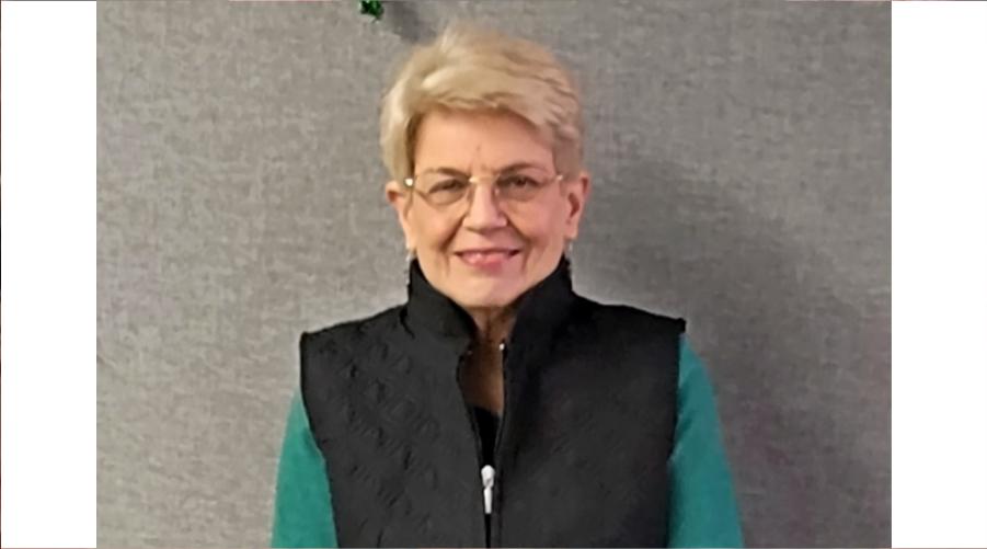 Volunteer Spotlight March 2021: Ann Baker