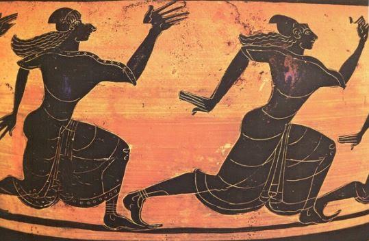 Image result for ancient greek female athletes