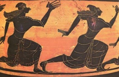 Image result for ancient greek female athletes