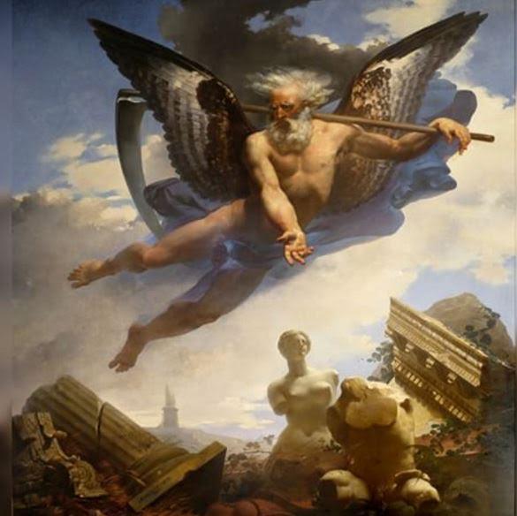 Image result for saturn mythology
