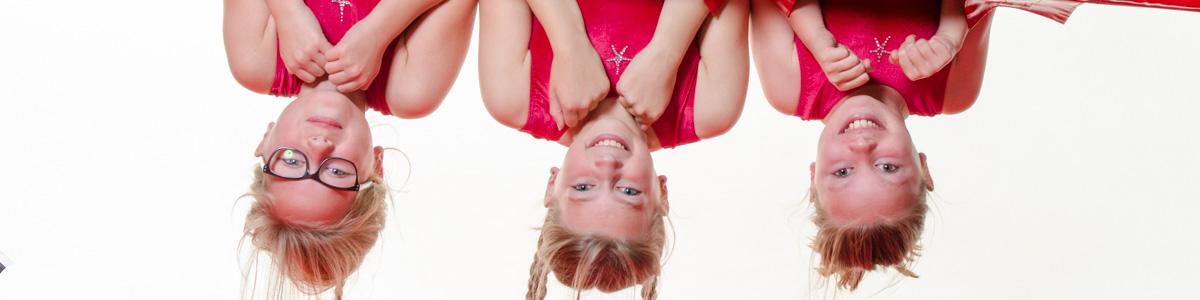 Upside Down on Beam