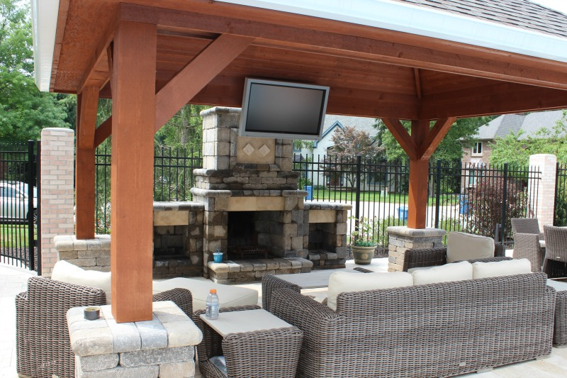 Design Ideas for Your Outdoor Living Space | Eagleson ... on Living Patio id=88390