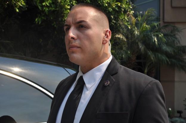 Bodyguard Celebrity Jobs Security