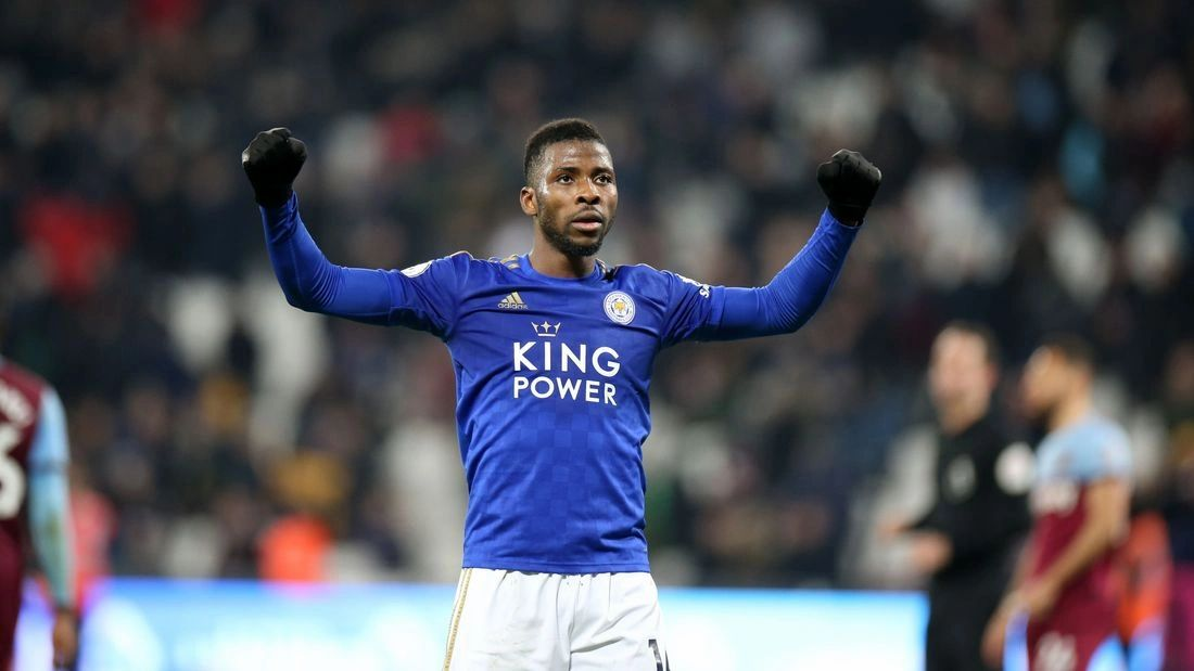 The position I'm playing now, it pains me - Kelechi Iheanacho -  EaglesTracker