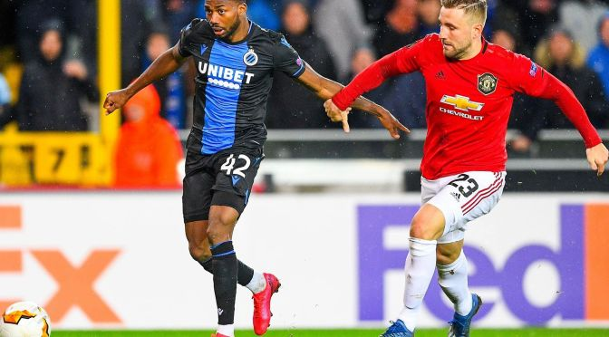 DENNIS BONAVENTURE RULED OUT OF MANCHESTER UNITED CLASH