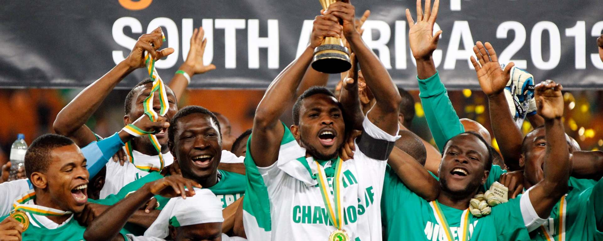 AFCON 2013 Champions