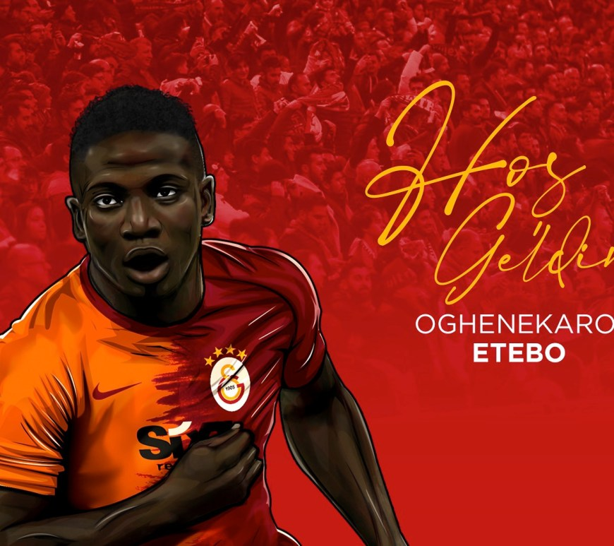 Ogenekaro Etebo joins Galatasaray