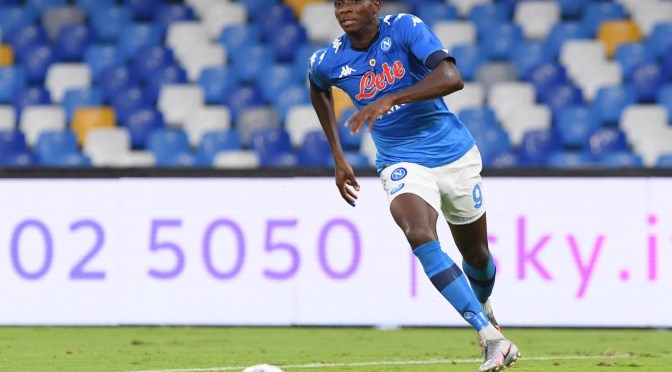 How Victor Osimhen Became The Most Expensive African Footballer