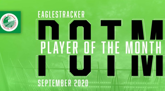 September 2020 Nigerian Player of the Month